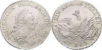 Taler 1785  B Brandenburg-Preussen Friedr...