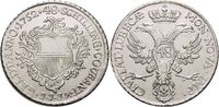 Taler zu 48 Schilling 1752 Lübeck-Stadt  Min.Sf., fast vorzüglich  189,00 EUR kostenloser Versand