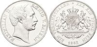 Vereinstaler 1862 Bayern Maximilian II. Joseph 1848-1864. Kl.Kr., vorz... 325,00 EUR kostenloser Versand