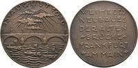 Bronze 1926 Frankfurt-Stadt  In Original-Etui, selten, vorzüglich  145,00 EUR kostenloser Versand