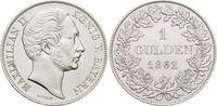 Gulden 1862 Bayern Maximilian II. Joseph 1848-1864. vorzüglich +  99,00 EUR  zzgl. 3,00 EUR Versand