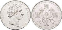 Geschichtstaler 1829 Bayern Ludwig I. 1825-1848. Winz.Kr., gereinigt, ... 495,00 EUR