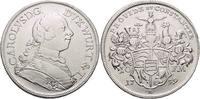 Konventionstaler 1759  R Württemberg Karl Eugen 1744-1793. Gereinigt, ... 585,00 EUR kostenloser Versand