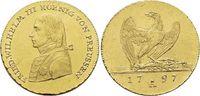 Gold-Friedrichsd'or 1797  A Brandenburg-Preussen Friedrich Wilhelm III... 2750,00 EUR kostenloser Versand