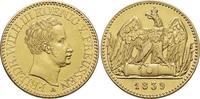 Gold-Doppel-Friedrichsd'or 1839  A Brandenburg-Preussen Friedrich Wilhe... 2975,00 EUR kostenloser Versand