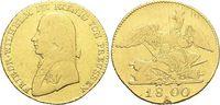 Gold-Friedrichsd'or 1800  A Brandenburg-Preussen Friedrich Wilhelm III... 1275,00 EUR kostenloser Versand