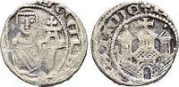 Pfennig 1249-1277 Mark-Grafschaft Engelbert I. 1249-1277. Prägeschwäche... 395,00 EUR kostenloser Versand