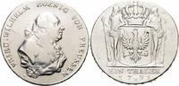 Taler 1791  B Brandenburg-Preussen Friedrich Wilhelm II. 1786-1797. Kl... 255,00 EUR kostenloser Versand