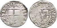 Schilling 1441-1449 Deutscher Orden Conrad von Erlichhausen 1441-1449. ... 95,00 EUR  zzgl. 3,00 EUR Versand
