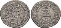 3 Kreuzer 1670 Deutscher Orden Johann Caspar von Ampringen 1664-1684. s... 79,00 EUR  zzgl. 3,00 EUR Versand