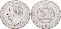 Taler 1841  A Sachsen-Weimar-Eisenach Carl Friedrich 1828-1853. Min.Kr.... 245,00 EUR kostenloser Versand