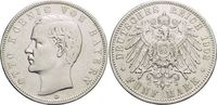 5 Mark 1902  D Bayern Otto 1886-1913. Min.Rf., sehr schön  35,00 EUR  zzgl. 3,00 EUR Versand