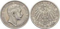 2 Mark 1903  A Preußen Wilhelm II. 1888-1918. sehr schön +  19,00 EUR  zzgl. 3,00 EUR Versand