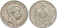 2 Mark 1904  A Preußen Wilhelm II. 1888-1918. sehr schön +  19,00 EUR  zzgl. 3,00 EUR Versand