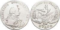 1/4 Taler 1750  A Brandenburg-Preussen Friedrich II. 1740-1786, Münzstä... 99,00 EUR  zzgl. 3,00 EUR Versand