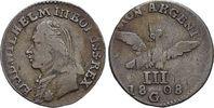 Brandenburg-Preussen 3 Kreuzer 1808  G Kl.Sf., sehr schön + Friedrich Wi... 39,00 EUR  zzgl. 3,00 EUR Versand