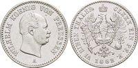 1/6 Taler 1862  A Brandenburg-Preussen Wilhelm I. 1861-1888. Kl.Kratzer... 49,00 EUR  zzgl. 3,00 EUR Versand