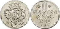 2 Mariengroschen 1752  F Brandenburg-Preussen Friedrich II. 1740-1786, ... 195,00 EUR kostenloser Versand