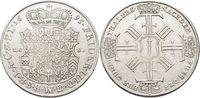 Brandenburg-Preussen Albertustaler (Bancotaler) 1695 Min.Rf., Rs.min.jus... 1175,00 EUR kostenloser Versand
