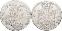2/3 Taler (Gulden) 1710  CS Brandenburg-Preussen Friedrich I. 1701-1713... 775,00 EUR kostenloser Versand