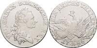 Sterbetaler 1786  A Brandenburg-Preussen Friedrich II. 1740-1786, Münz... 225,00 EUR kostenloser Versand