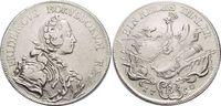Brandenburg-Preussen Taler 1750  B sehr schön + Friedrich II. 1740-1786,... 295,00 EUR kostenloser Versand