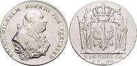 Taler 1794  B Brandenburg-Preussen Friedrich Wilhelm II. 1786-1797. Min... 395,00 EUR kostenloser Versand