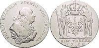 Taler 1796  A Brandenburg-Preussen Friedrich Wilhelm II. 1786-1797. Mi... 295,00 EUR kostenloser Versand