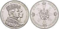Krönungstaler 1 1861  A Brandenburg-Preussen Wilhelm I. 1861-1888. Min... 49,00 EUR  zzgl. 3,00 EUR Versand