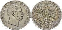 Brandenburg-Preussen Vereinstaler 1861  A sehr schön + Wilhelm I. 1861-1... 59,00 EUR  zzgl. 3,00 EUR Versand