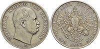 Brandenburg-Preussen Vereinstaler 1867  A Min.Rf., sehr schön + Wilhelm ... 49,00 EUR  zzgl. 3,00 EUR Versand