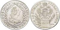 20 Kreuzer 1765  BK Haus Habsburg / Österreich Franz I. 1745-1765. fast... 49,00 EUR  zzgl. 3,00 EUR Versand