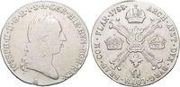 1/4 Kronentaler 1788  A Haus Habsburg / Österreich Josef II. 1765-1790.... 39,00 EUR  zzgl. 3,00 EUR Versand