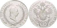 20 Kreuzer 1827  C Haus Habsburg / Österreich Franz II.(I.) 1792-1835. ... 59,00 EUR  zzgl. 3,00 EUR Versand