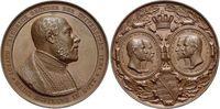 Bronze-Medaille 1858 Sachsen-Jena, Stadt  Min.Rf., vorzüglich +  245,00 EUR kostenloser Versand