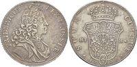 Brandenburg-Preussen 2/3 Taler(Gulden) Friedrich I. 1701-1713.