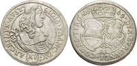15 Kreuzer 1664 Haus Habsburg / Österreich Sigismund Franz, Erzherzog 1... 59,00 EUR  zzgl. 3,00 EUR Versand