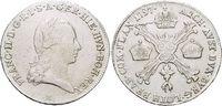 1/4 Kronentaler 1797  B Haus Habsburg / Österreich Franz II.(I.) 1792-1... 35,00 EUR  zzgl. 3,00 EUR Versand