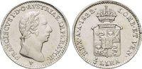 1/4 Lira 1822  V Haus Habsburg / Österreich Franz II.(I.) 1792-1835. Ve... 29,00 EUR  zzgl. 3,00 EUR Versand