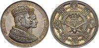 AR-Medaille 1861 Brandenburg-Preussen Wilhelm I. 1861-1888. Kl.Rf., fas... 135,00 EUR kostenloser Versand