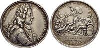 Medaille 1704 Haus Habsburg / Österreich Leopold I. 1657-1705. Kl.Rf., ... 385,00 EUR kostenloser Versand
