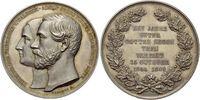 AR-Medaille 1869 Schaumburg-Lippe Adolf Georg 1860-1893. Winz.Kr., vorz... 195,00 EUR kostenloser Versand