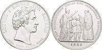 Geschichtstaler 1835 Bayern Ludwig I. 1825...