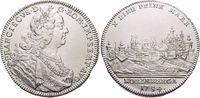 Konventionstaler 1754 Nürnberg-Stadt  Min.Zainende, gereinigt, vorzügli... 575,00 EUR kostenloser Versand