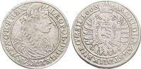 15 Kreuzer 1663  GH Haus Habsburg / Österreich Leopold I. 1657-1705. Mi... 59,00 EUR  zzgl. 3,00 EUR Versand
