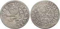 2 Albus kölnisch 1 1682 Jülich-Berg Johann Wilhelm II. von Pfalz-Neubur... 15,00 EUR  zzgl. 3,00 EUR Versand