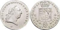 1/6 Taler 1792  C Braunschweig-Calenberg-Hannover Georg III. 1760-1820.... 89,00 EUR  zzgl. 3,00 EUR Versand