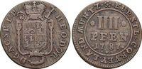 CU-4 Pfennig 1787 Corvey Theodor von Brabeck 1776-1794. Kl.Sf., sehr sc... 15,00 EUR  zzgl. 3,00 EUR Versand