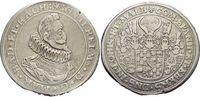 Taler 1624 Baden-Durlach Friedrich V. 162...