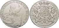 Konventionstaler 1766  S Baden-Durlach Karl Friedrich 1738-1806. sehr s... 255,00 EUR kostenloser Versand